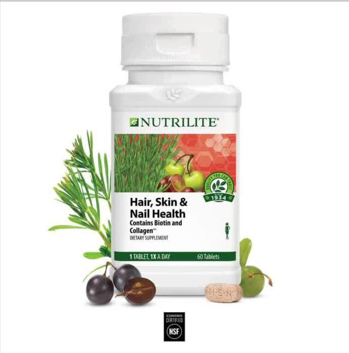 Hair, Skin & Nail Health $720 HT