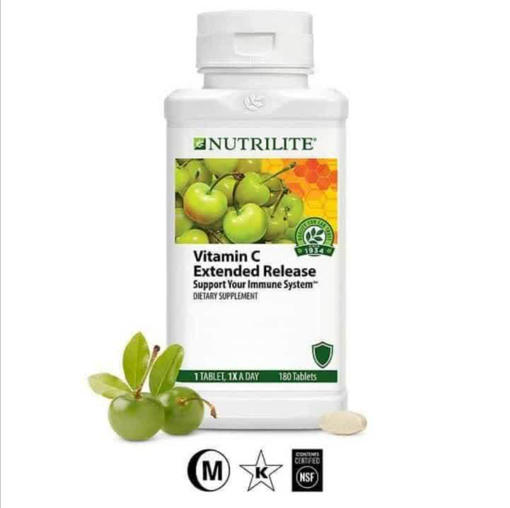 Vitamin C Extended Release $1600 HT