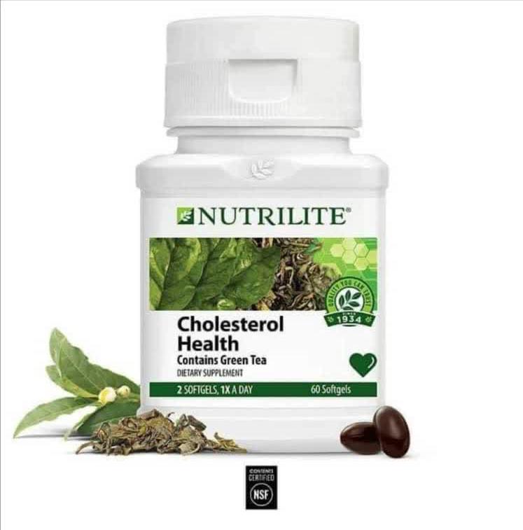 Cholesterol Health $840 HT